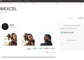 wexcel.blog.com