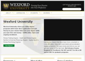 wexford.edu