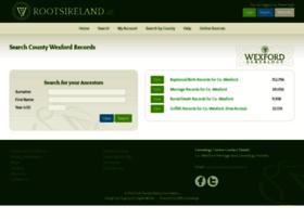 wexford.rootsireland.ie