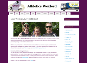 wexfordathletics.com