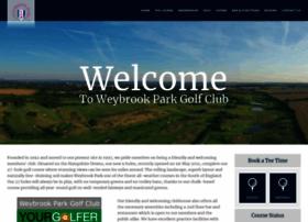 weybrookpark.co.uk