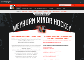 weyburnminorhockey.ca
