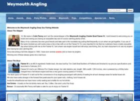 weymouthangling.co.uk