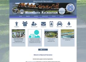 weymouthrec.com