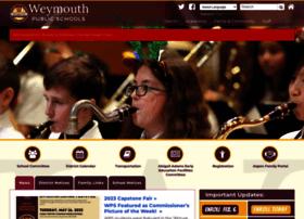 weymouthschools.org