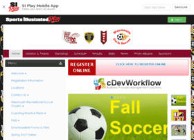 weymouthsoccer.sportssignupapp.com