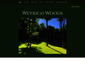weyrichwoodslodge.com