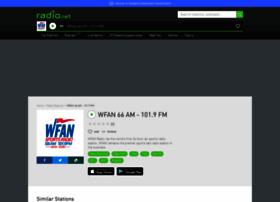 wfan.radio.net