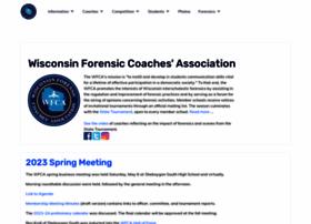 wfcaforensics.org