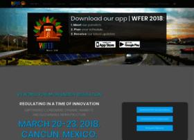wfer2018.org
