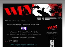 wfmwebradio.jimdo.com