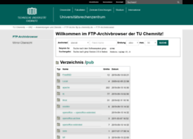 wftp.tu-chemnitz.de