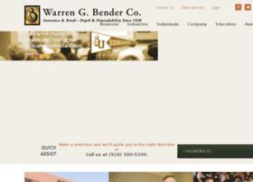 wgbender.com
