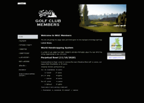 wgcmembers.co.uk