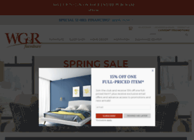 wgrfurniture.com