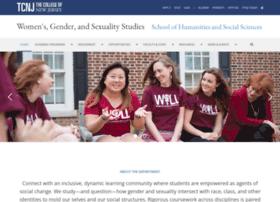 wgs.tcnj.edu