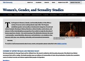 wgss.yale.edu