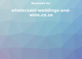 whalecoast-weddings-and-wine.co.za