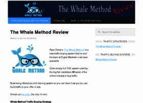 whalemethod.com