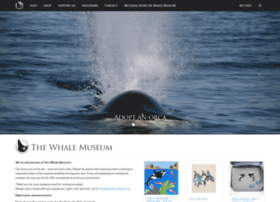 whalemuseum.org