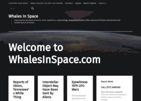 whalesinspace.com