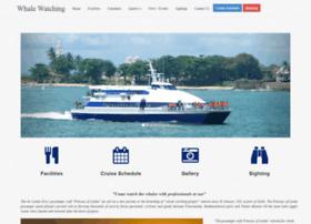 whalewatching.navy.lk