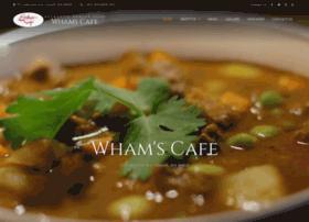 whamscafe.com
