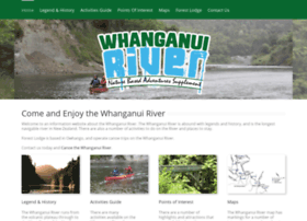 whanganuirivernz.co.nz