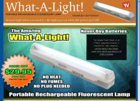 what-a-light.com
