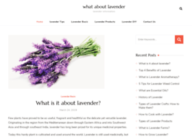what-about-lavender.com