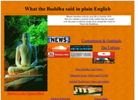 what-buddha-said.net