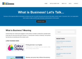 what-is-business.co.uk