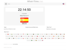 what-time.net