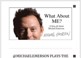 whataboutmichaelemerson.wordpress.com
