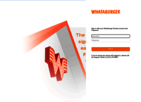 whataburger.taleo.net