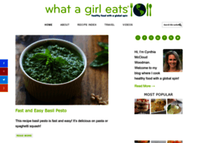 whatagirleats.com