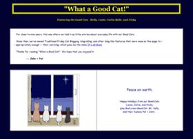 whatagoodcat.com