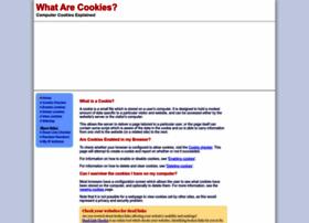 whatarecookies.com