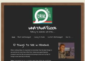 whatawaygook.wordpress.com