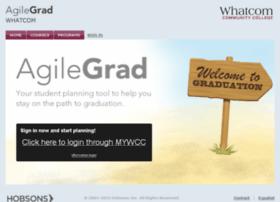 whatcom.agilegrad.com