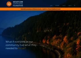 whatcomcf.org