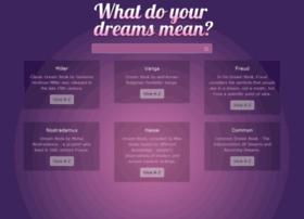 whatdreamsmeans.com