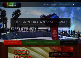 whateverskateboards.com