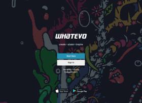 whatevo.com