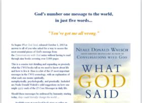 whatgodsaidbook.com