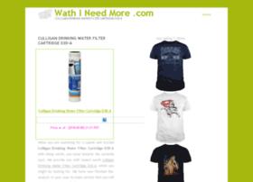 whatineedmore.com