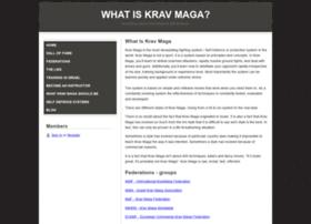 whatiskravmaga.webs.com