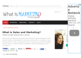 whatismarketingconcept.com