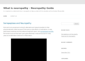 whatisneuropathy.org