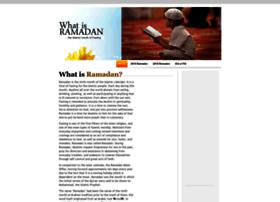whatisramadan.com